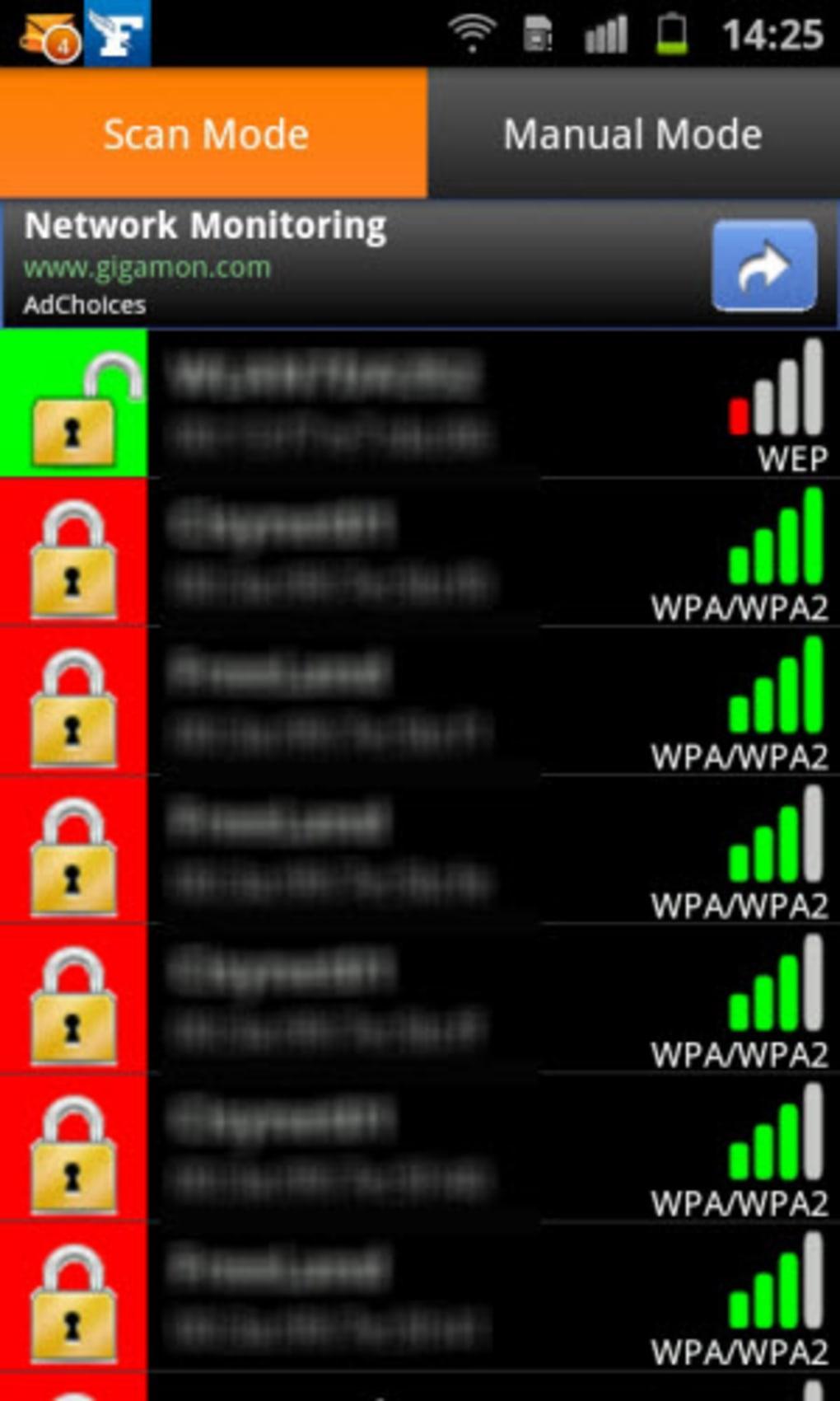 pull wifi softonic