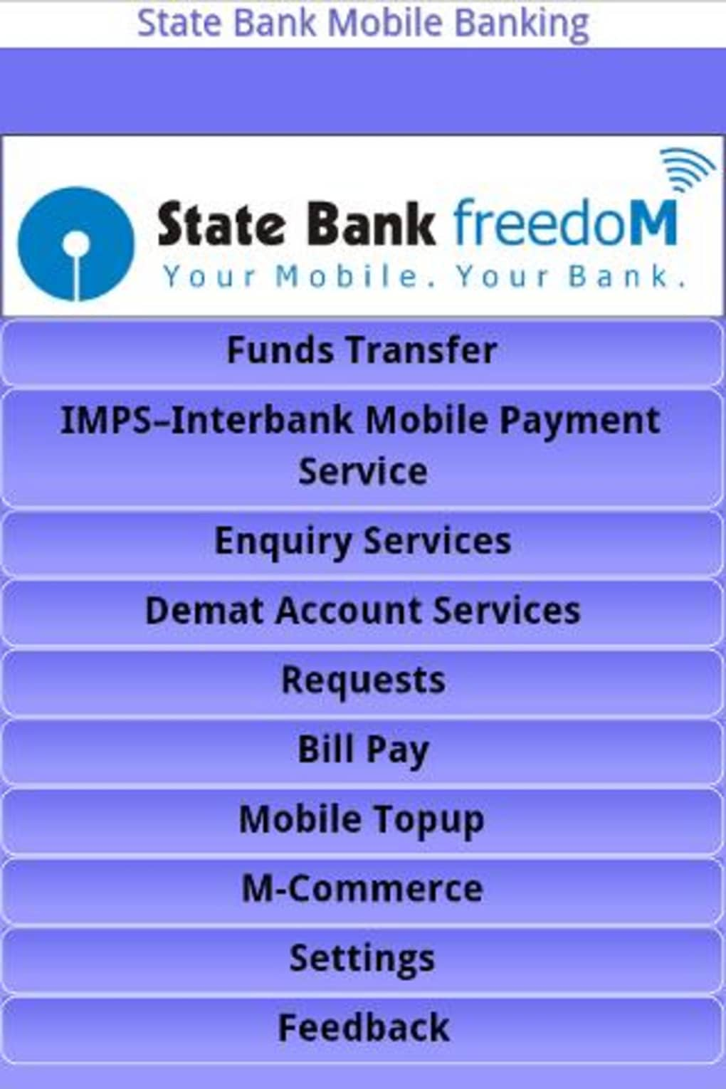 State bank freedom for windows 10 free download and software.
