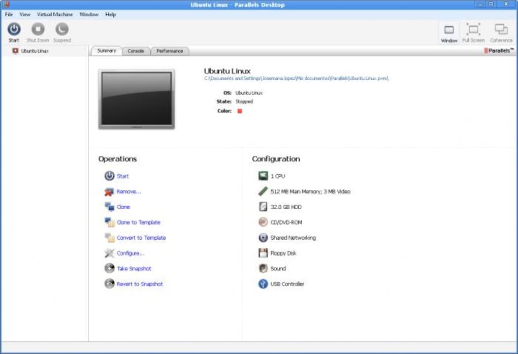 download parallels desktop