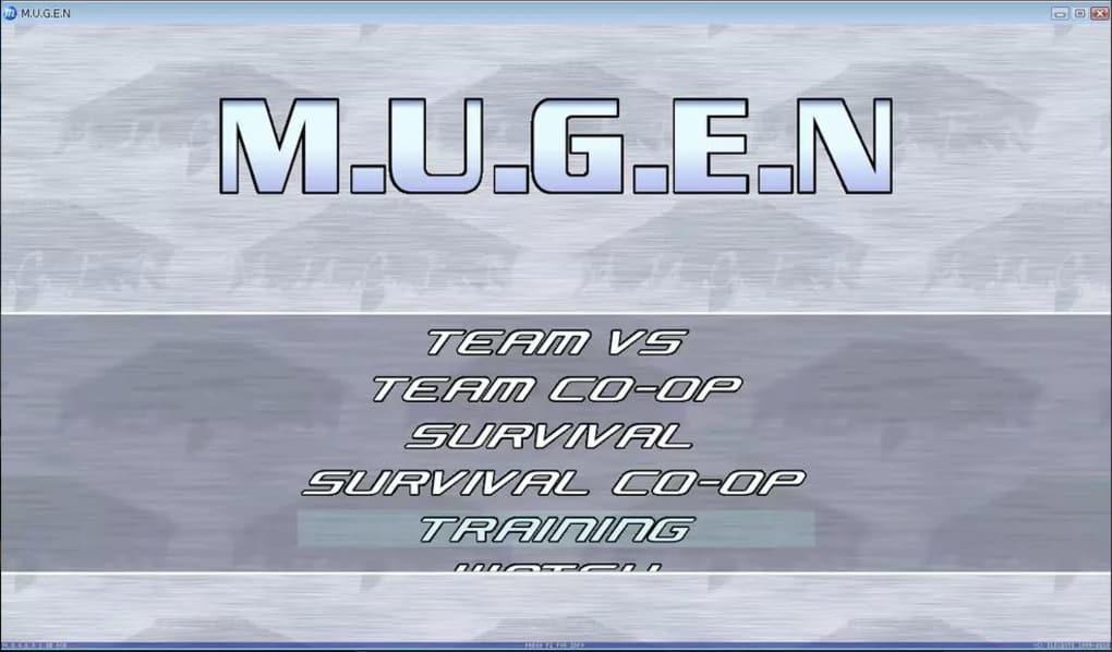 mugen app