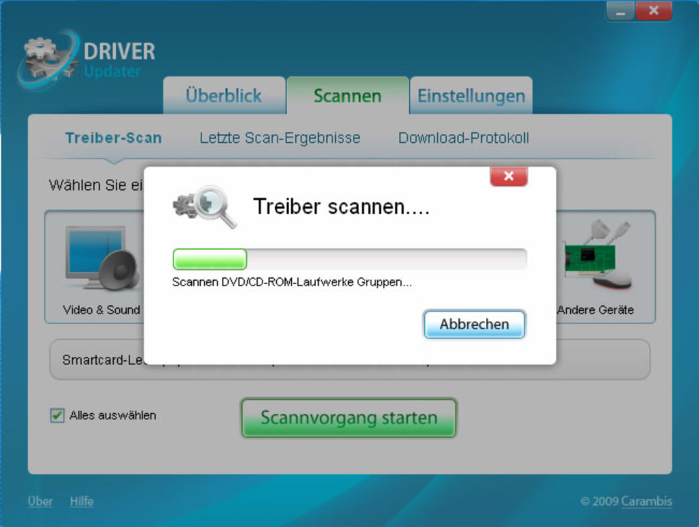 carambis driver updater activation key 2017