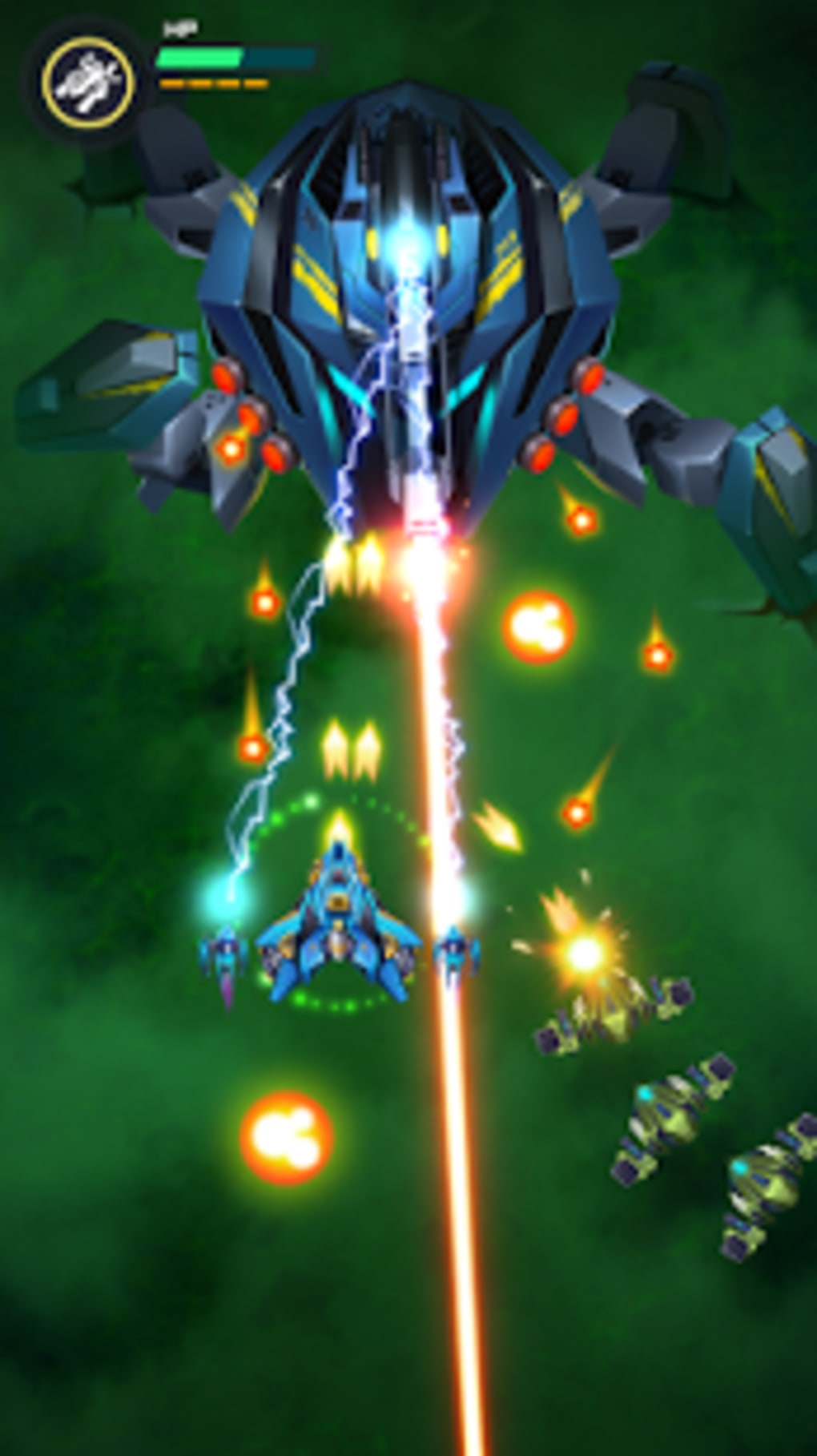 Infinite Shooting: Galaxy Attack for Android - Download