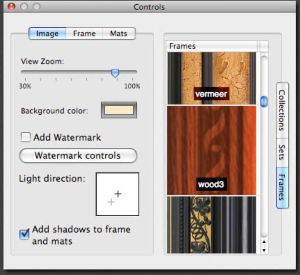 ImageFramer for Mac - Download