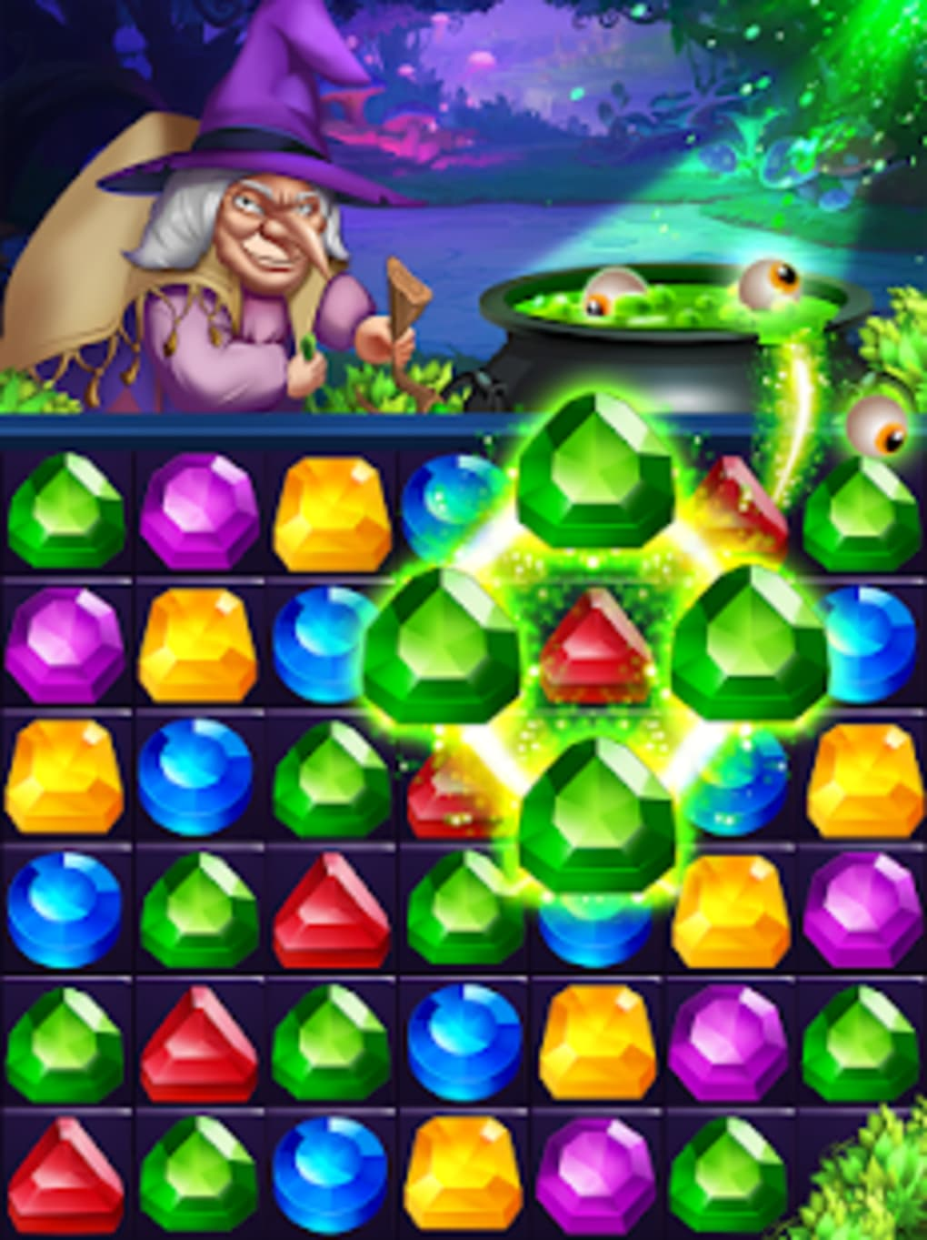 Diamond puzzle game (apk) free download for android/pc/windows.