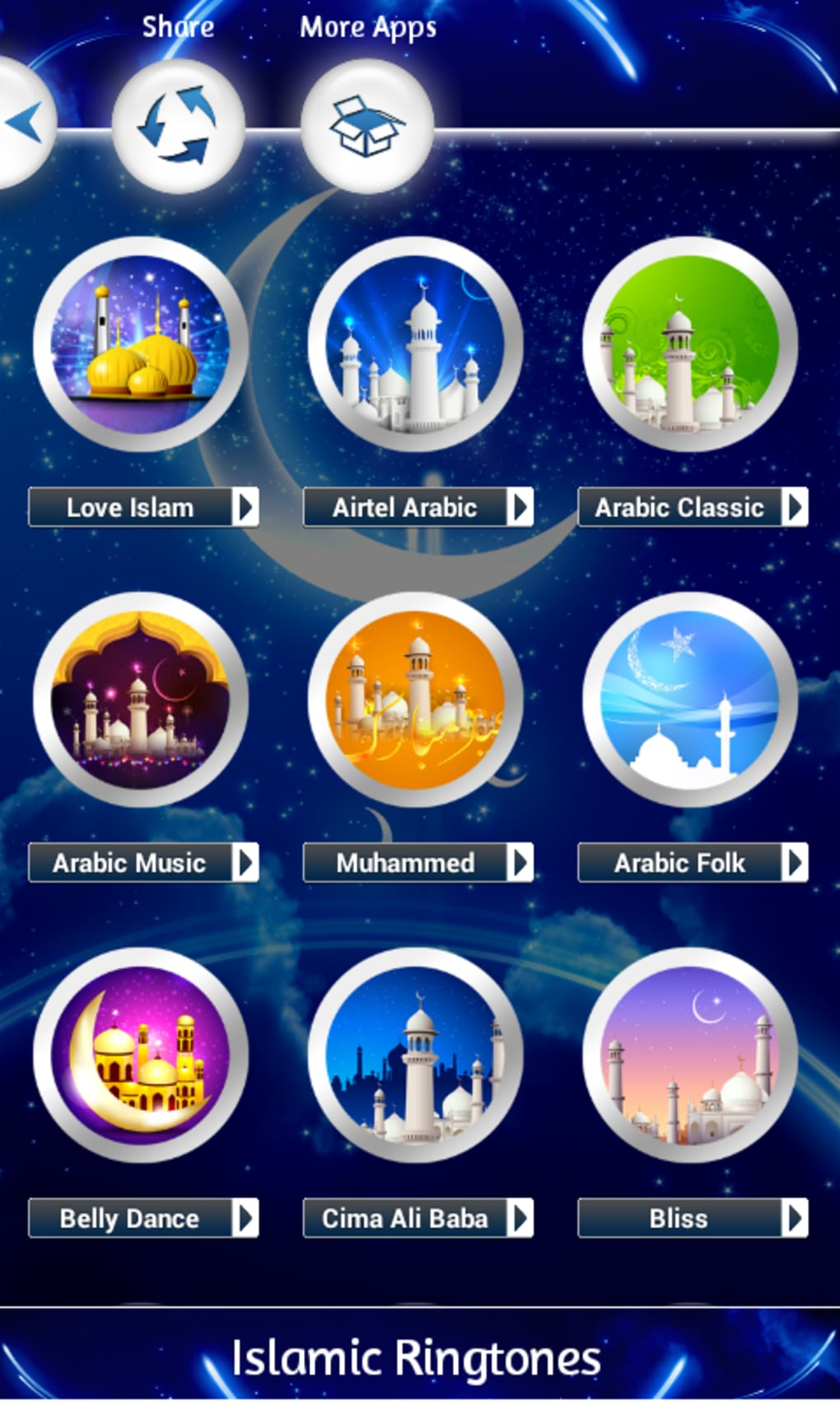 Islamic Ringtones New for Android - Download