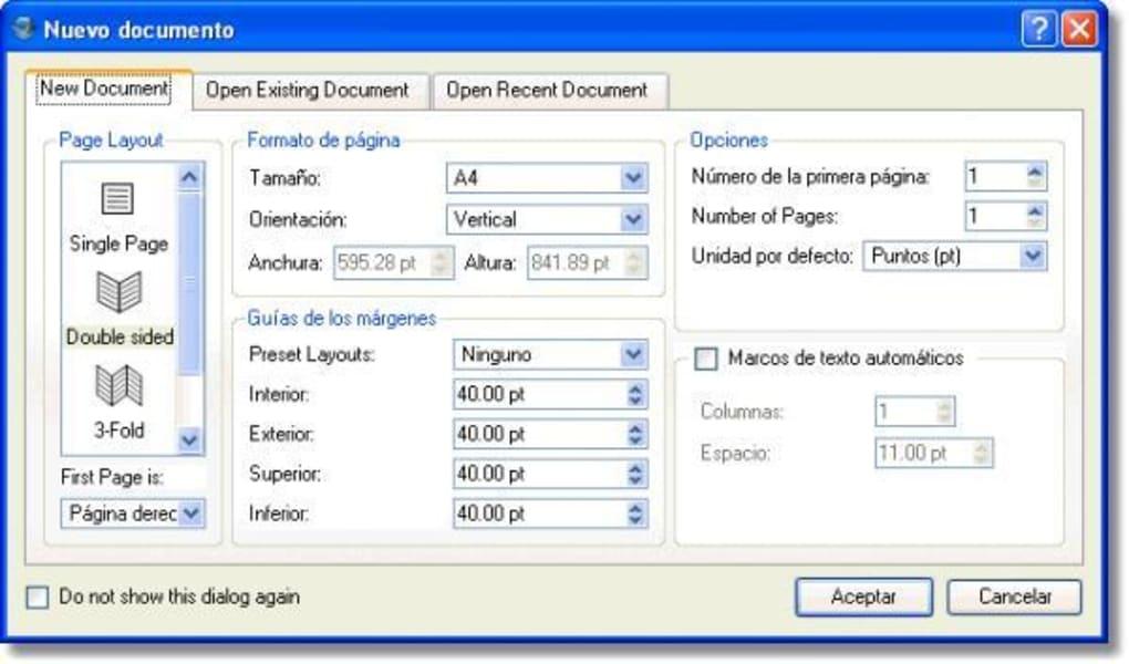 Scribus - Download
