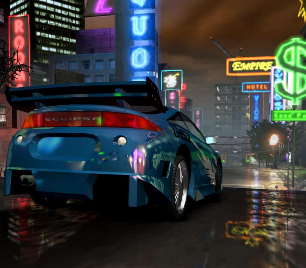 need for speed underground 1 cars