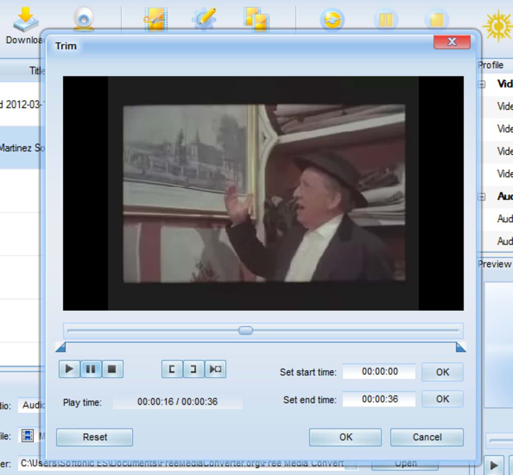 multimedia converter free