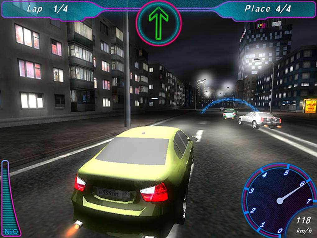 Midnight Racing - Download