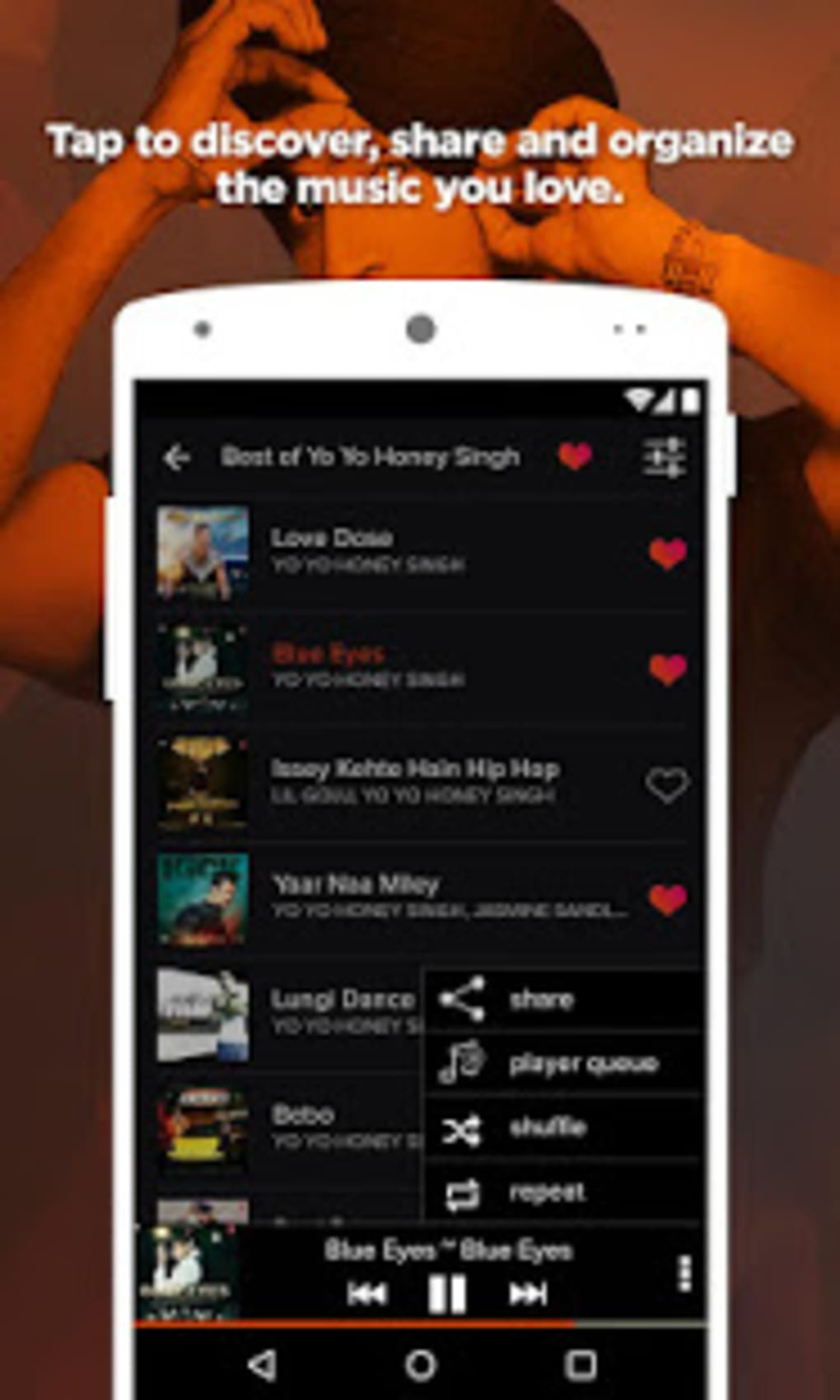 Punjabi Songs by Gaana for Android - Download