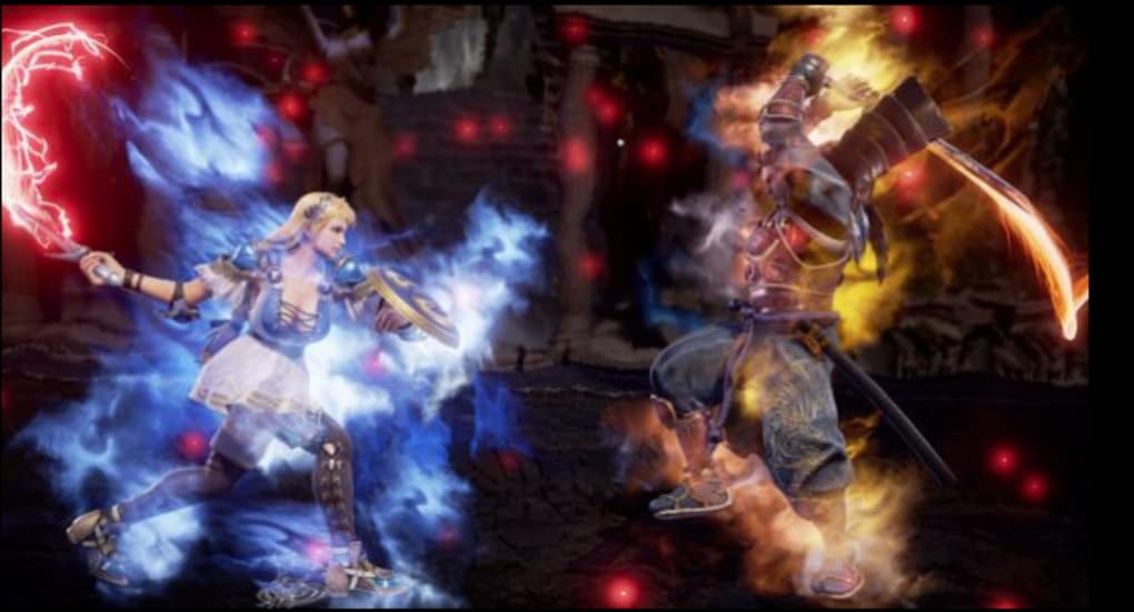 soul calibur free ios