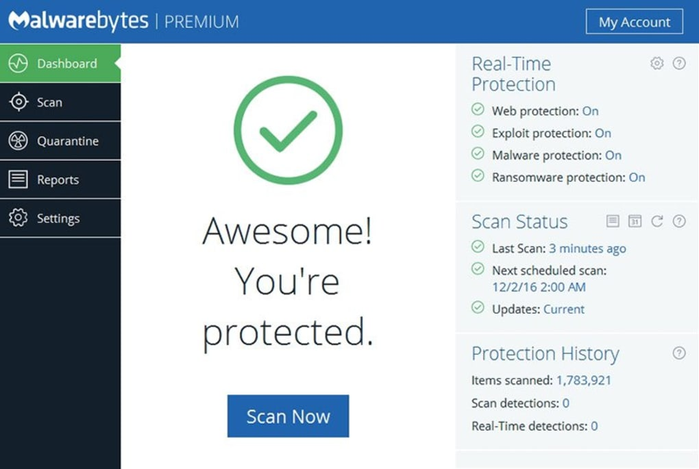 Malwarebytes Anti-Malware - Download