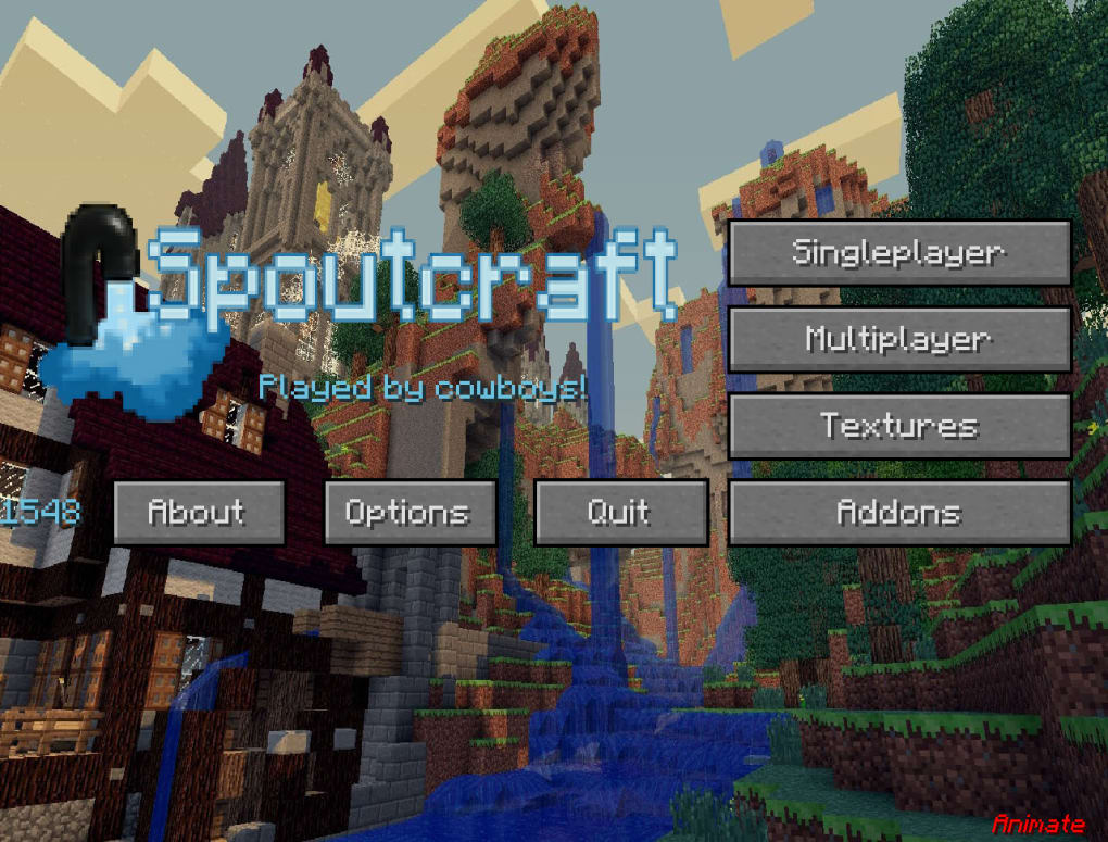 Spoutcraft Download - Minecraft weltenbauer spielen