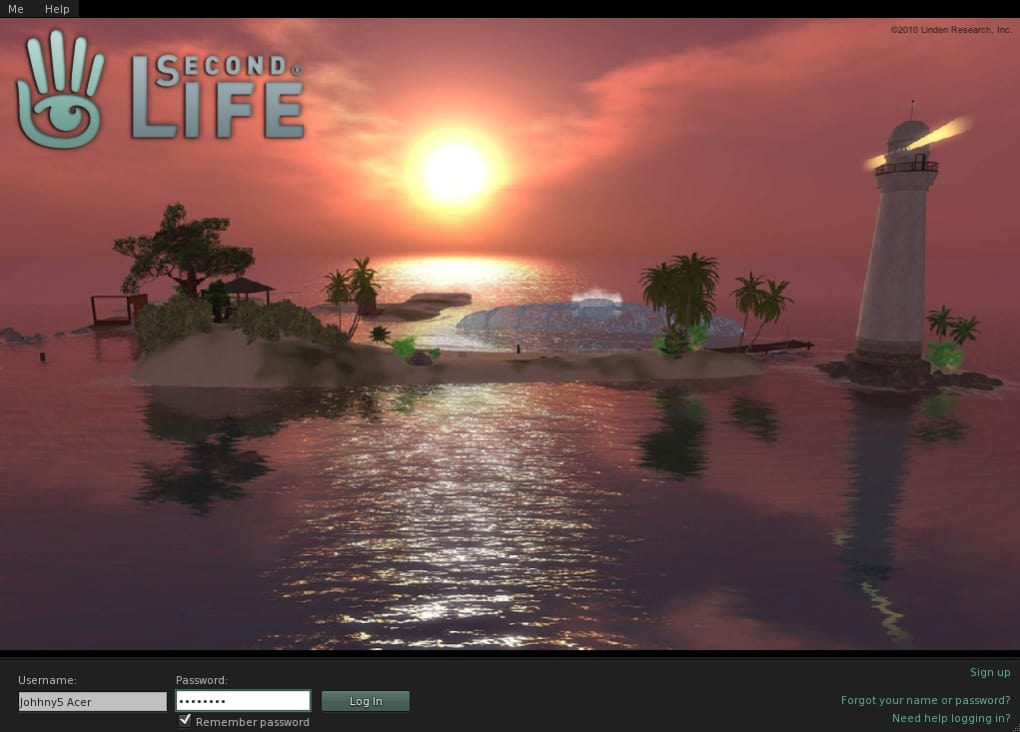 Second Life - Download