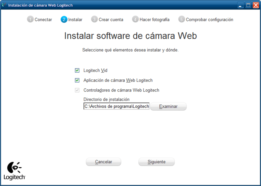 Logitech Webcam Software - Download