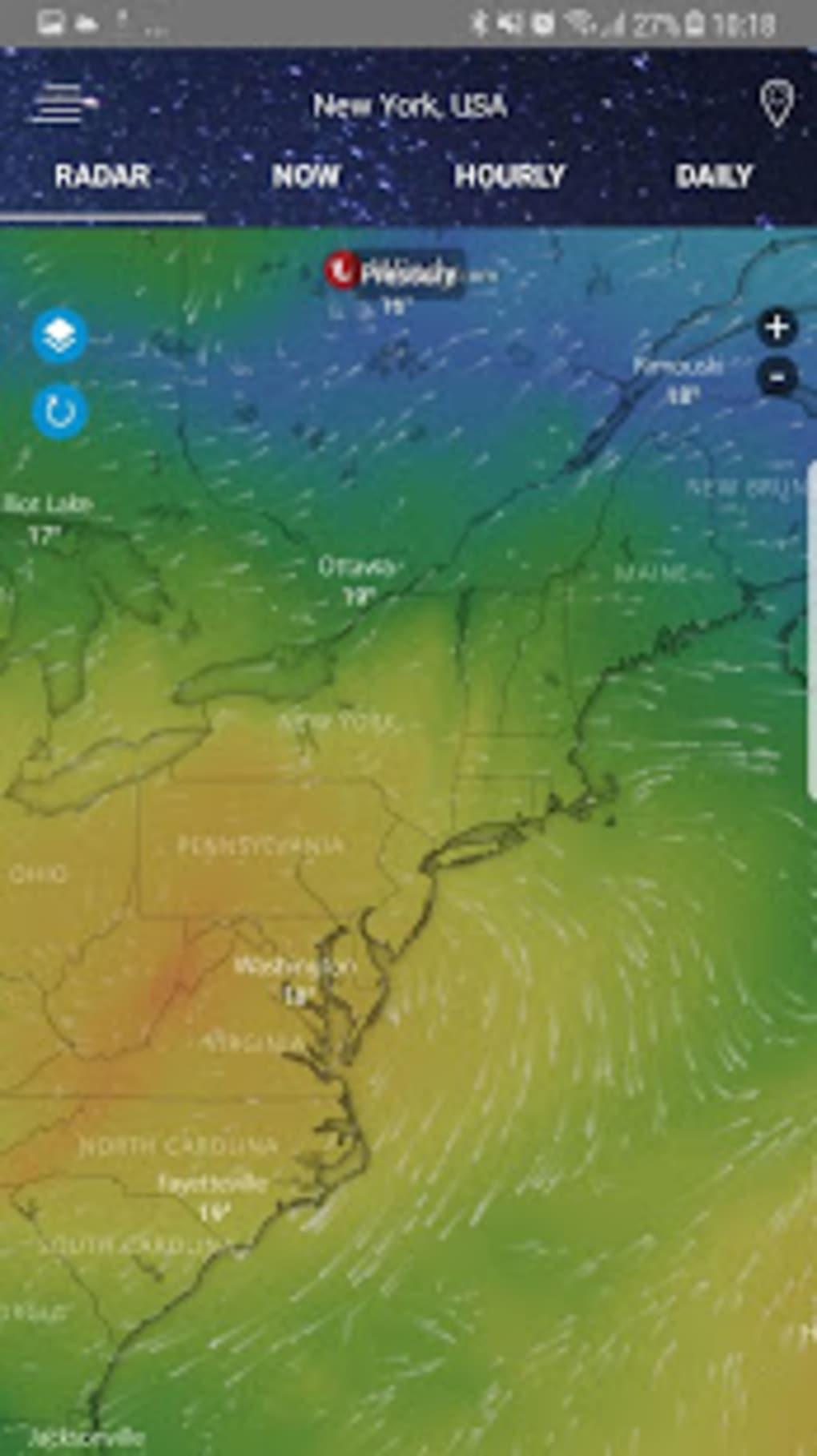 My radar pro apk android   MyRadar Weather Radar Pro v7 1 2