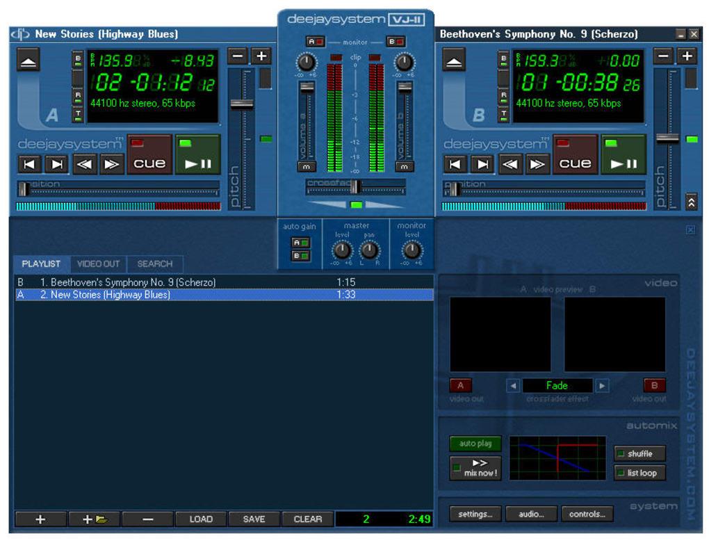 Deejaysystem Video VJ-II - Download