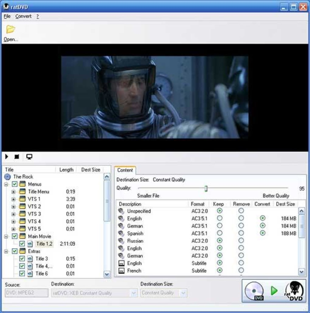 Download ratDVD for Windows 10