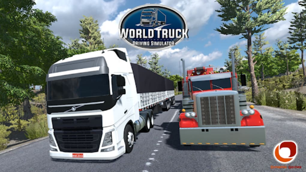 world truck driving simulator for android download
