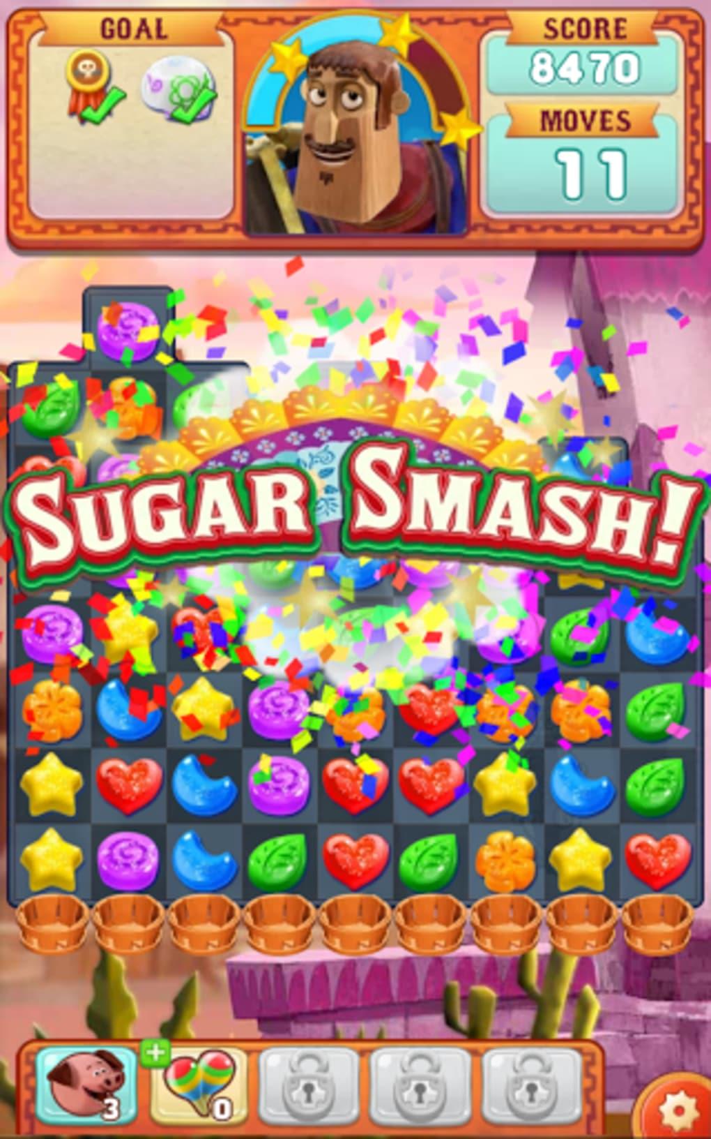 Free Sugar Smash