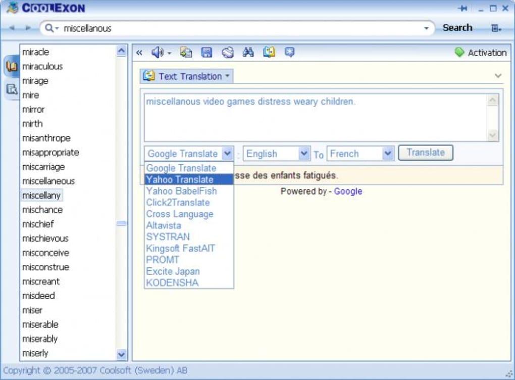 traducteur altavista
