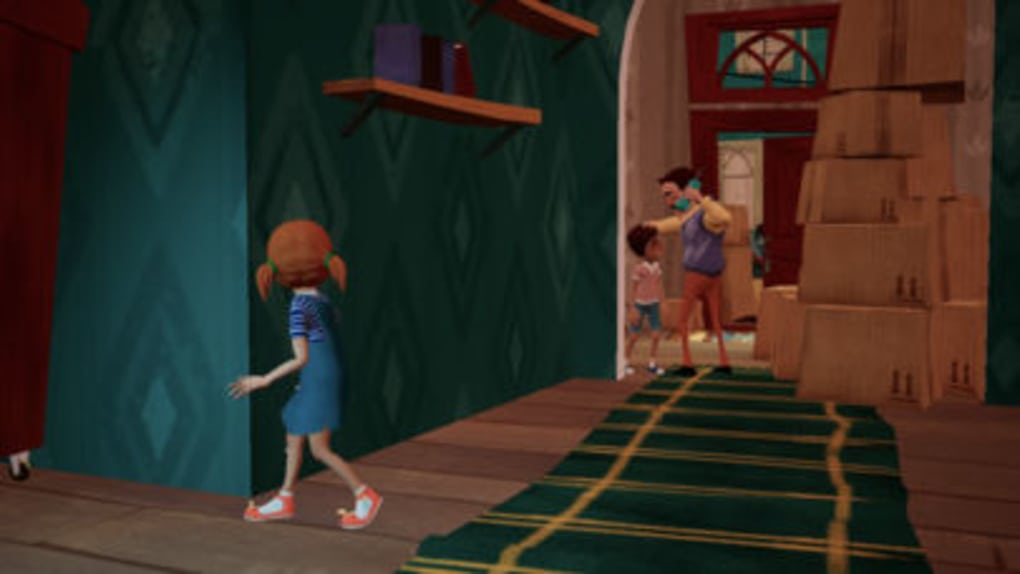 descargar hello neighbor hide and seek para pc gratis