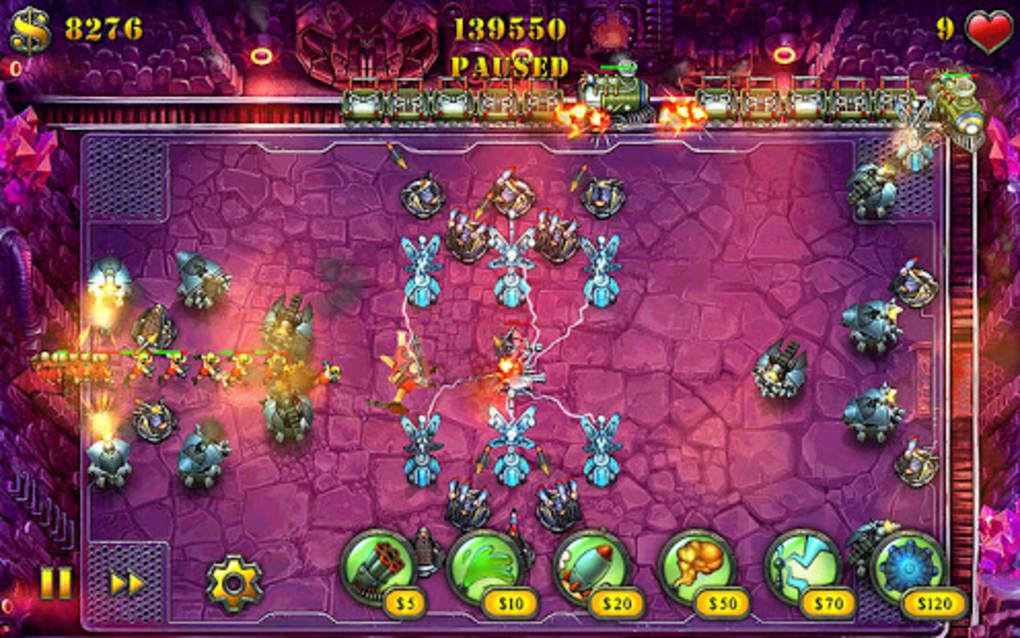 download game fieldrunners 2 for android