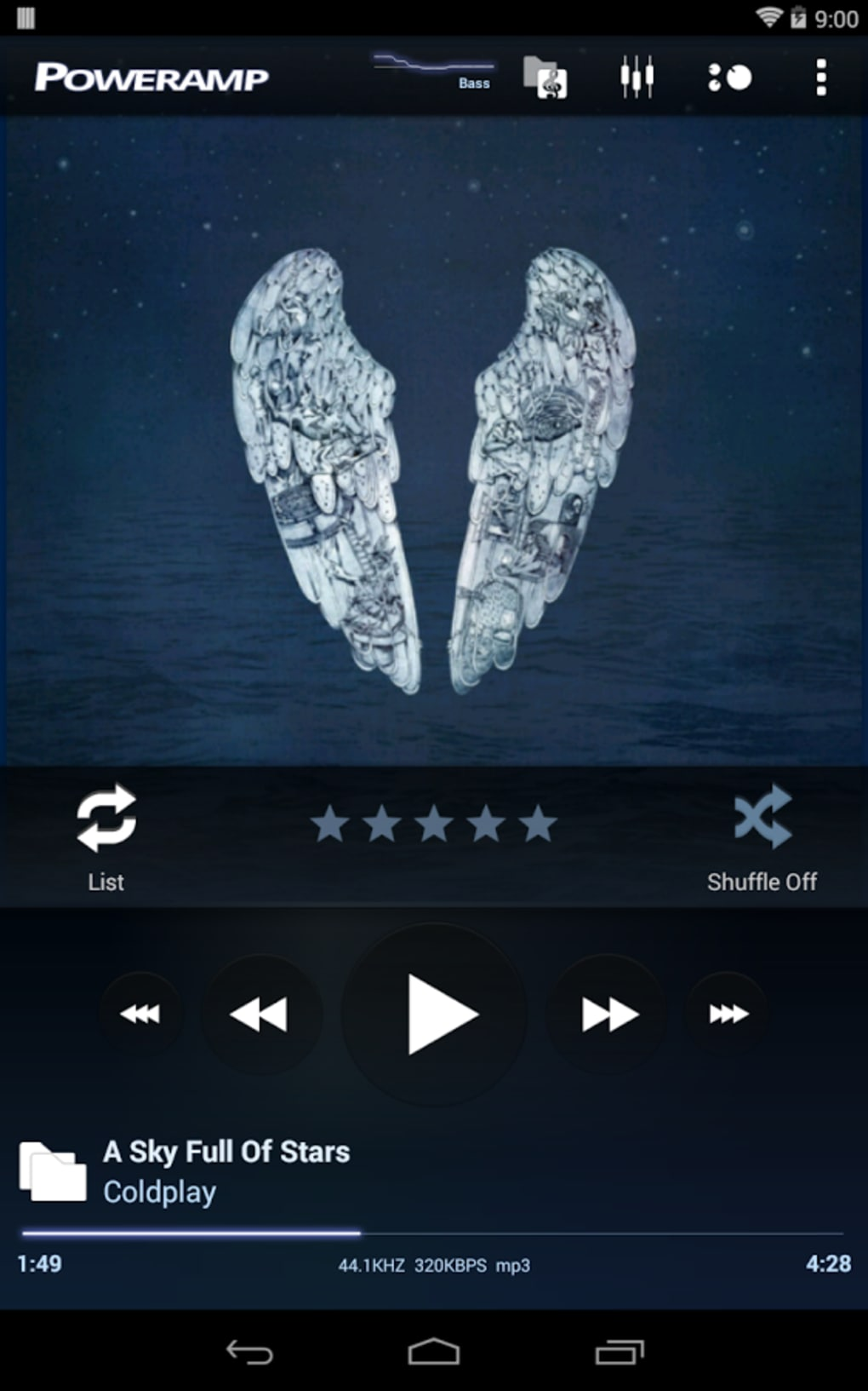 Poweramp Music Player for Android - Download