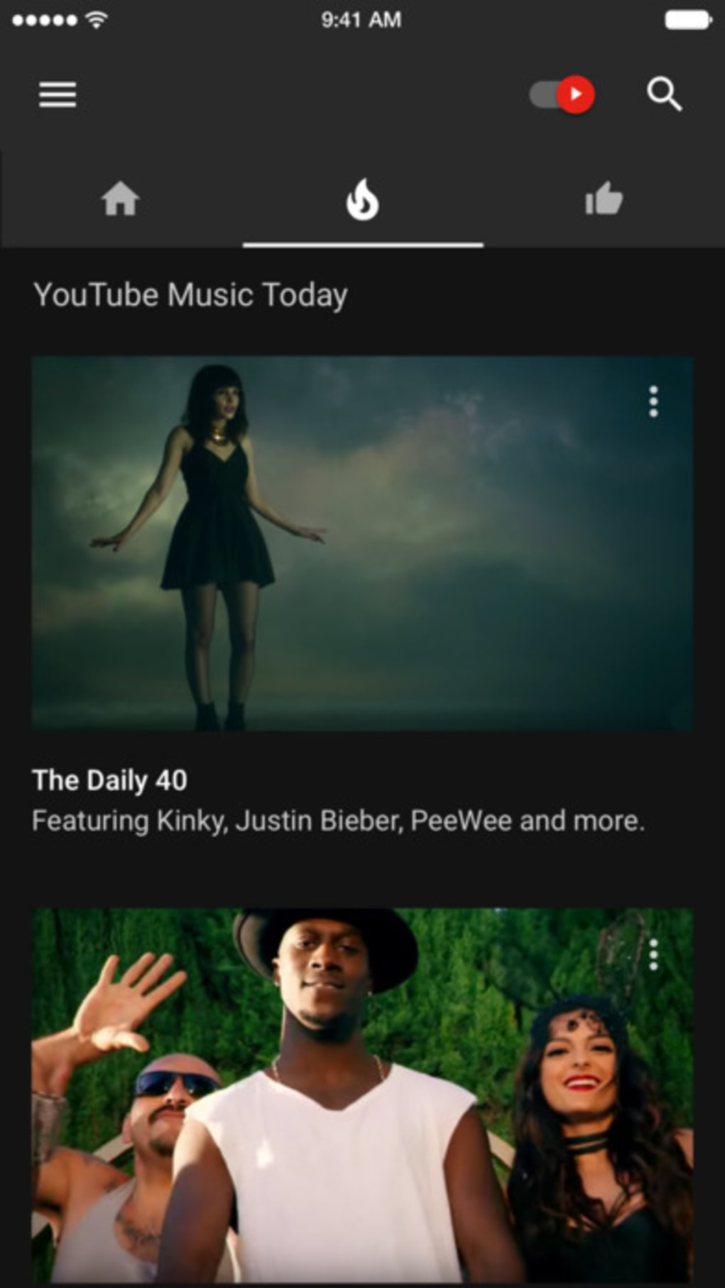 YouTube Music for iPhone - Download