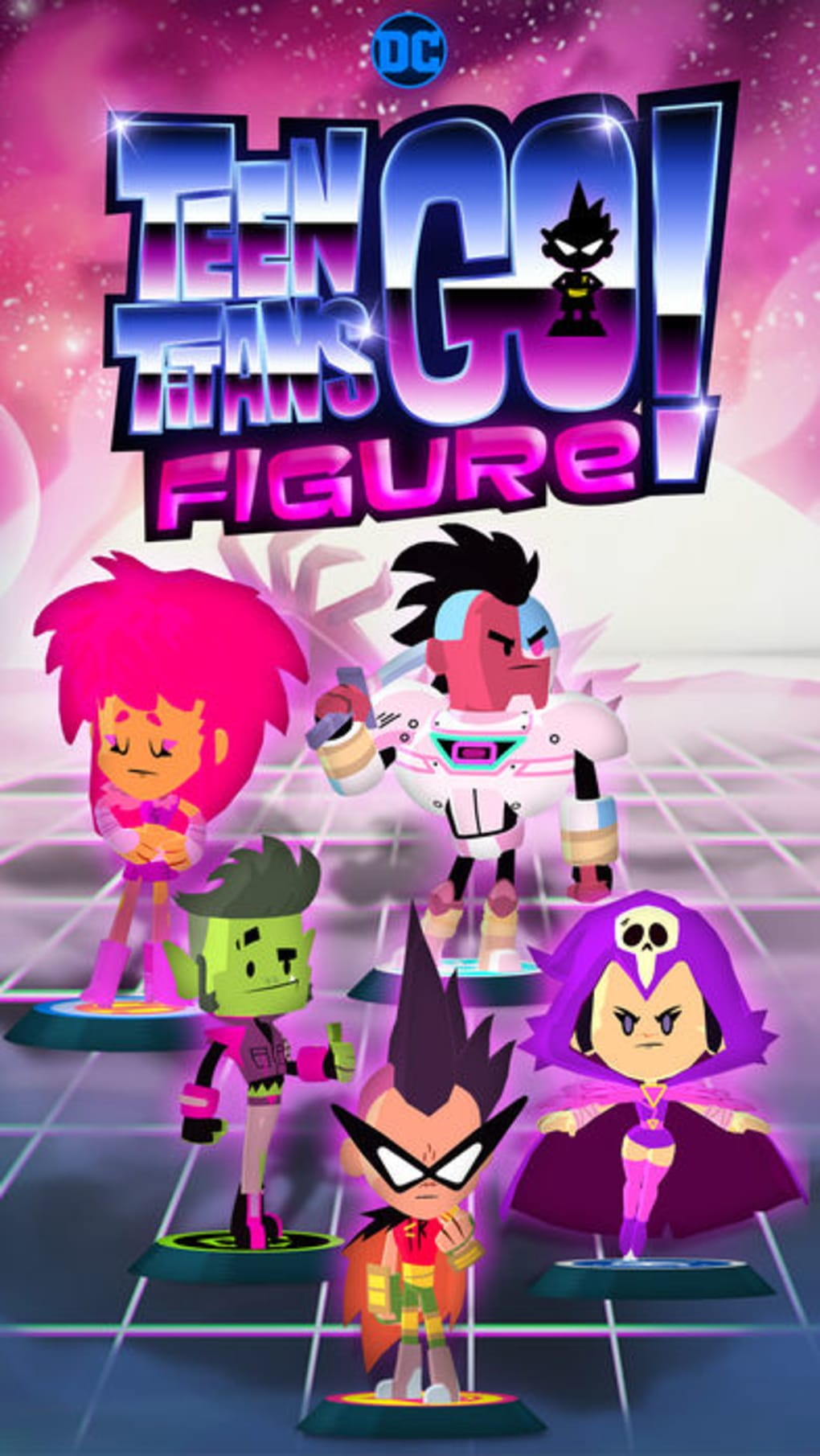Teen Titans Go Figure For Iphone - Download-5002