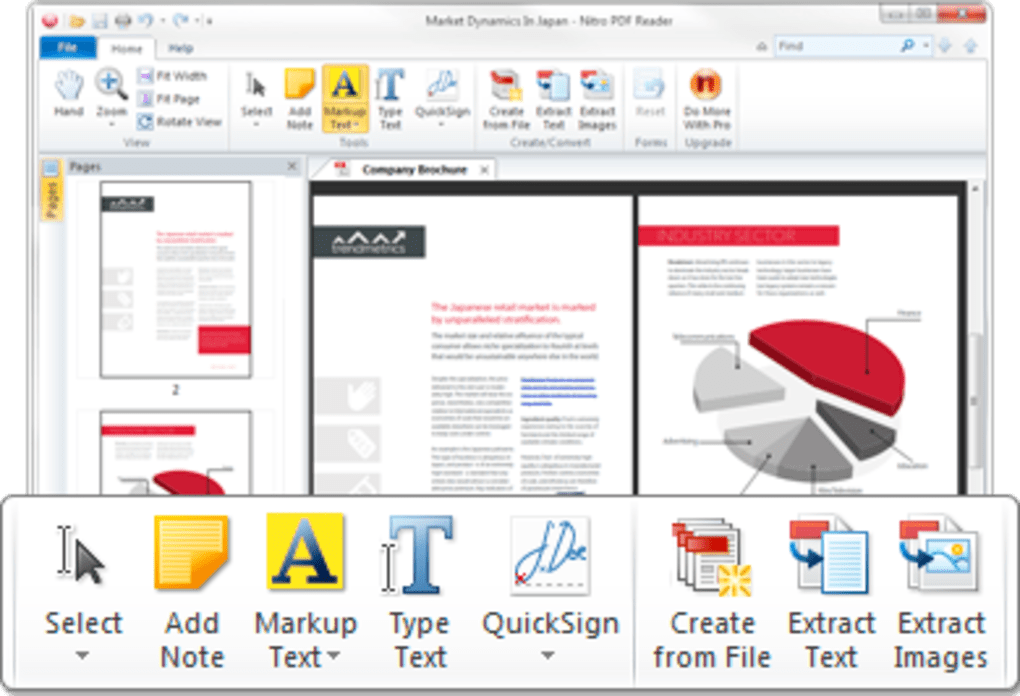 nitro pdf for windows 7