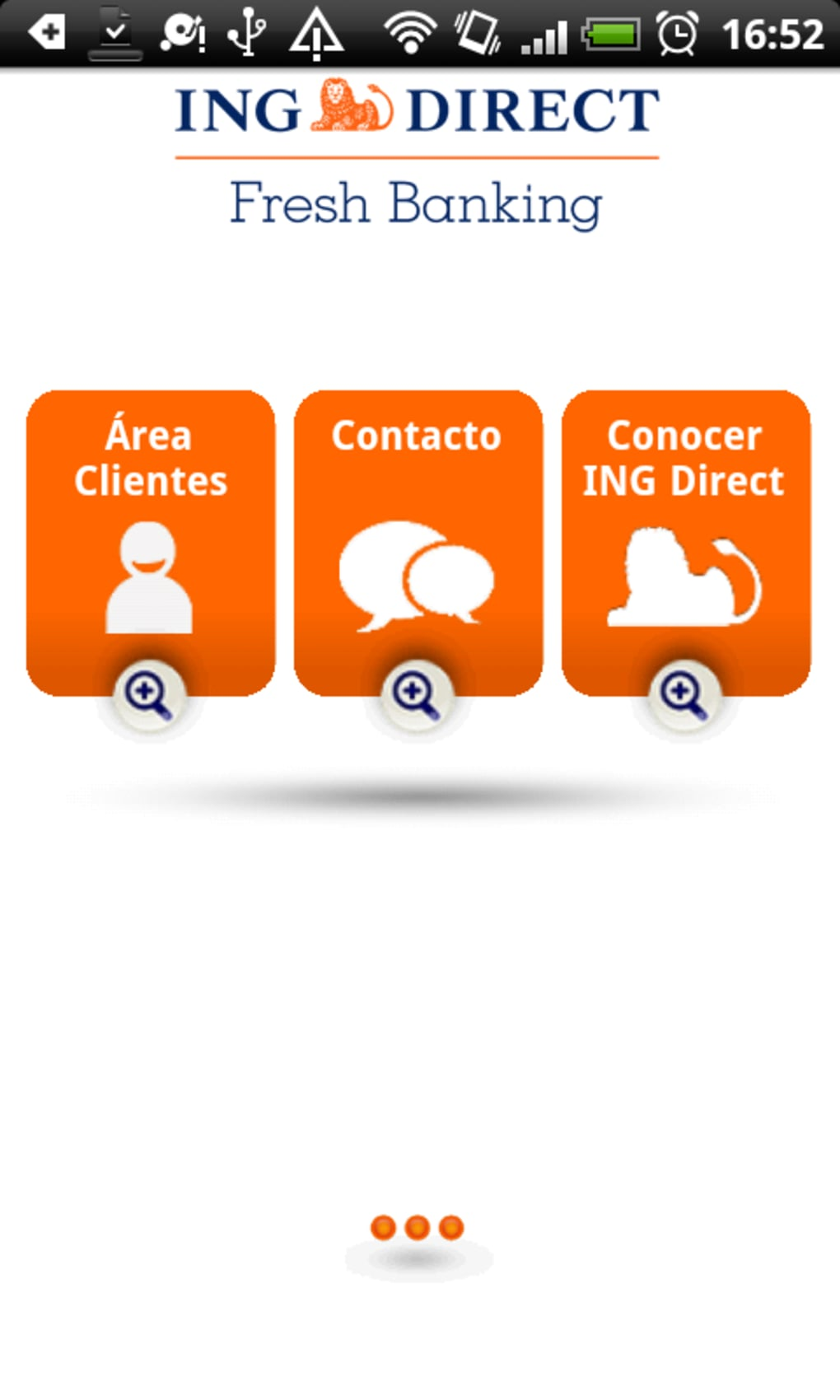 ing direct acceso clientes cuenta nomina