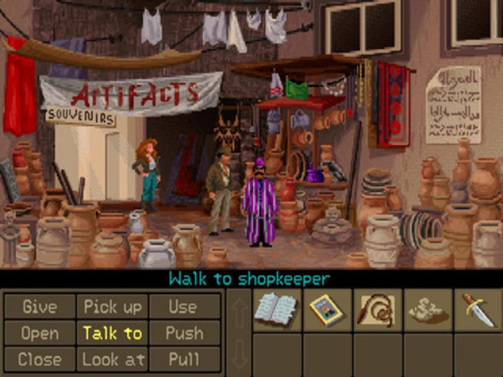 Download indiana jones and the fate of atlantis | dos games archive.