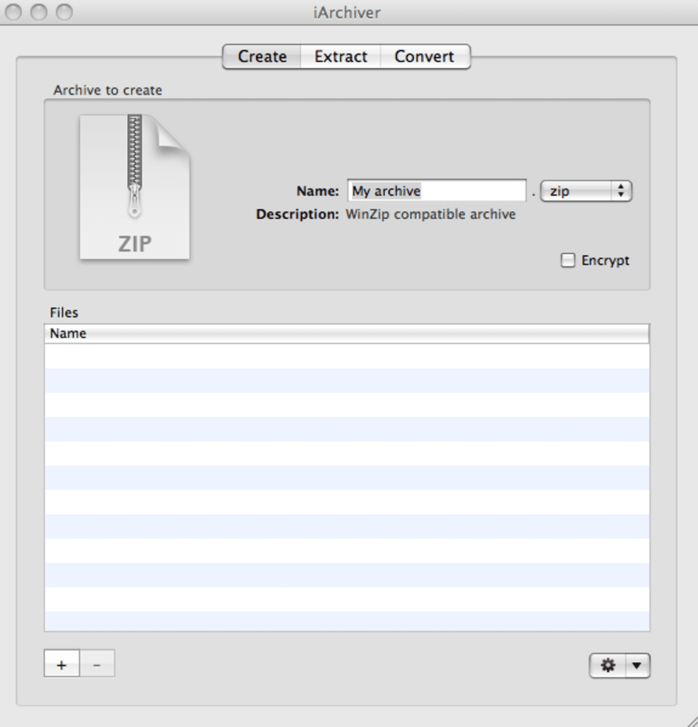 iArchiver for Mac - Download