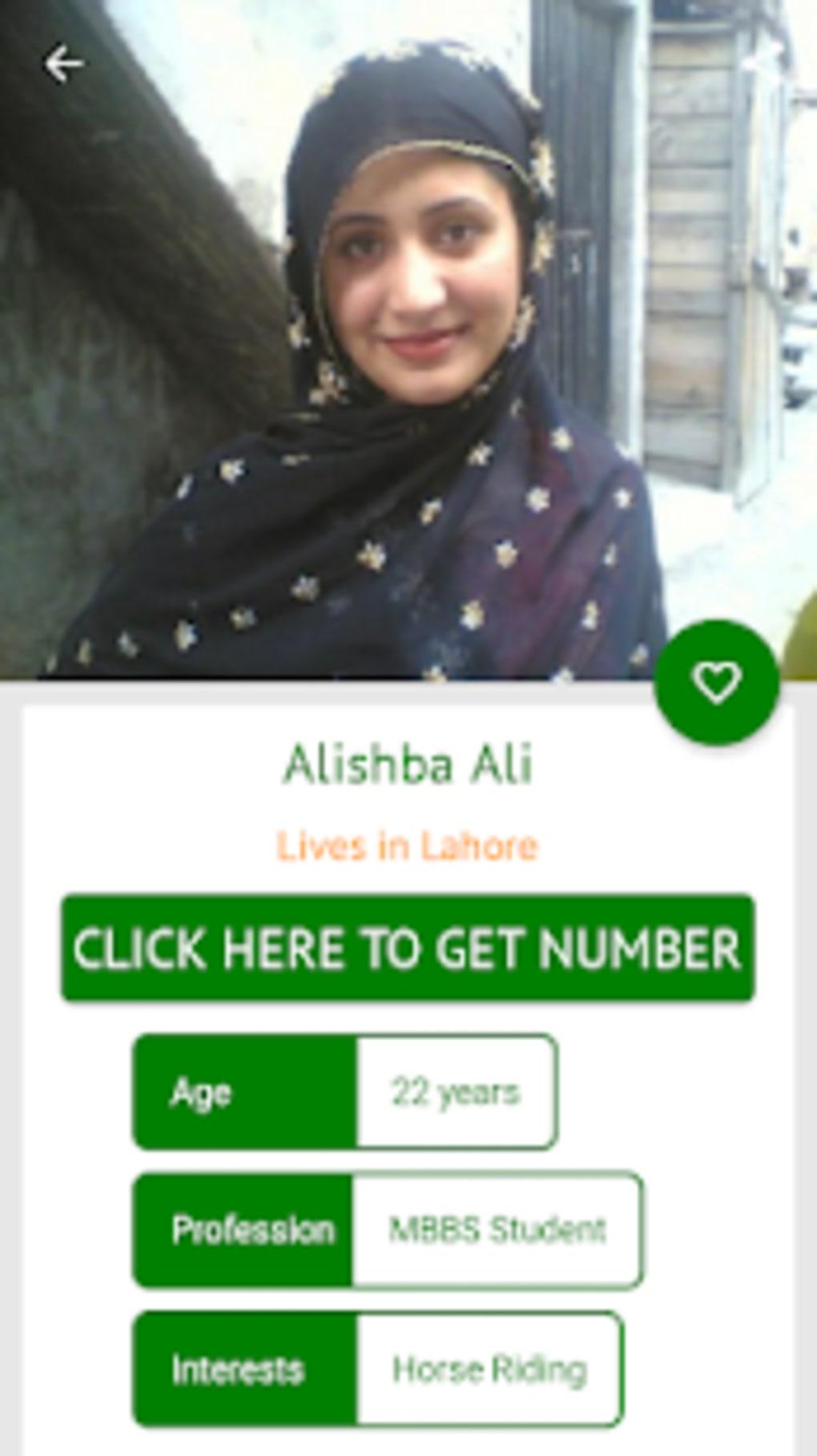 Pakistani Girls Mobile Numbers