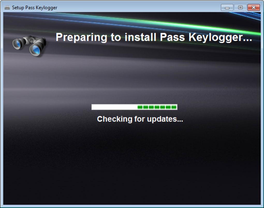Pass Keylogger - Download