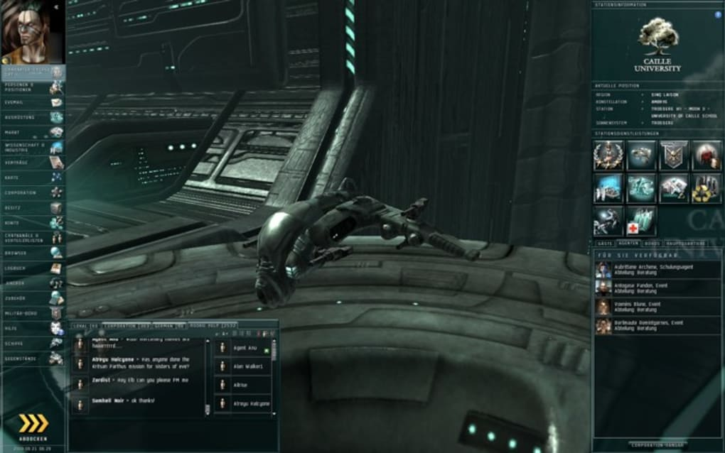تحميل لعبة EVE Online
