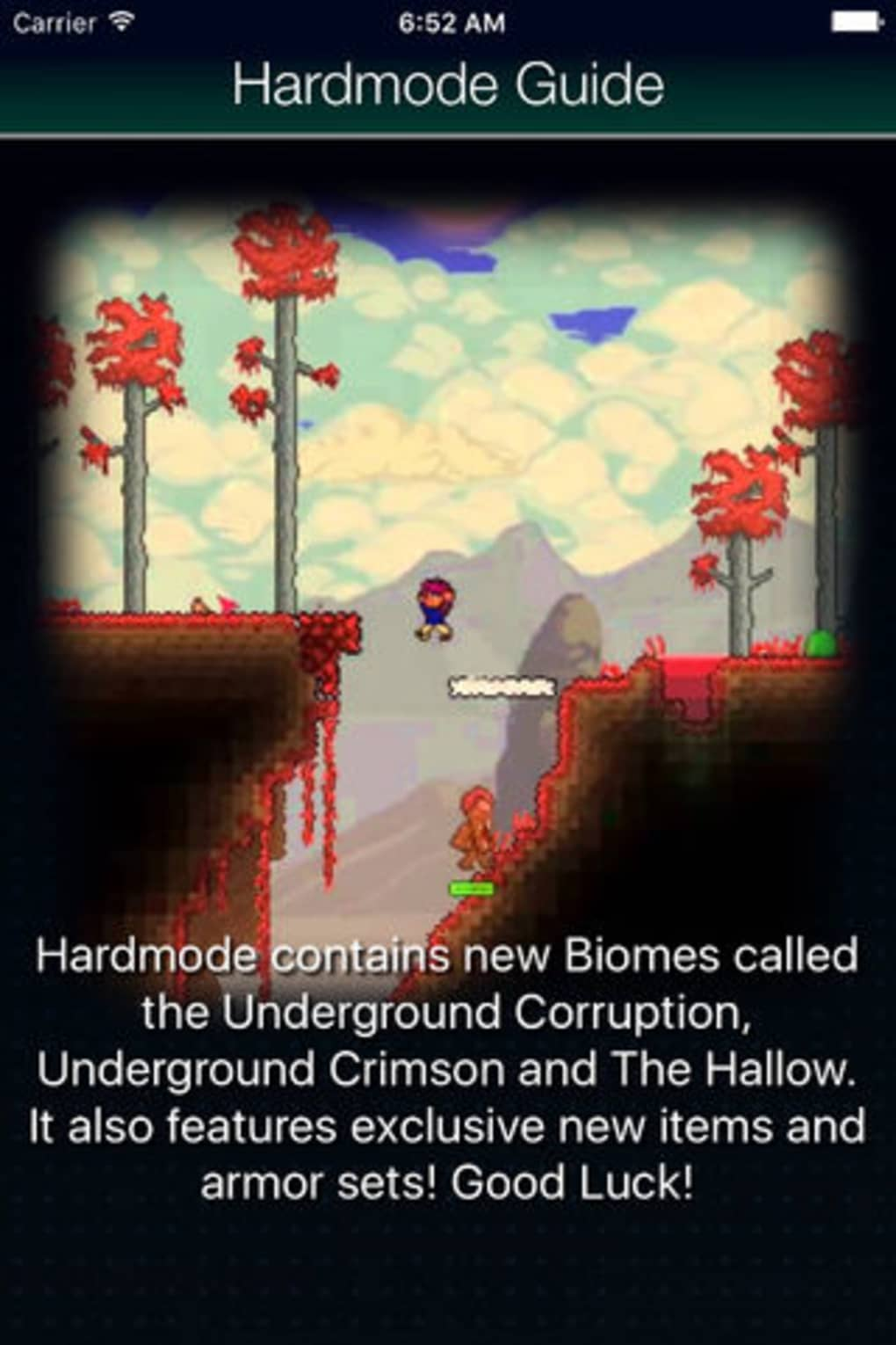 Mods for Terraria for iPhone - Download
