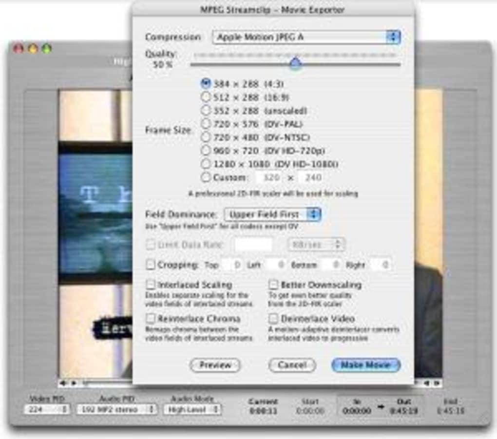 STREAMCLIP TÉLÉCHARGER 1.9.3 GRATUIT MPEG