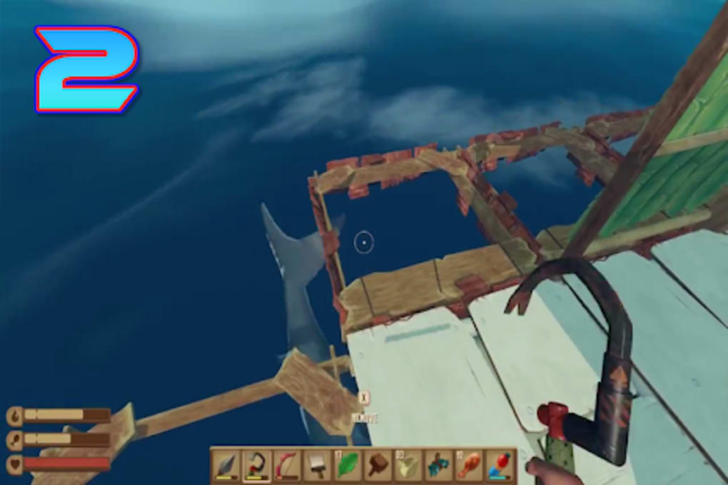 The RAFT 2 Sea Survival for Android - Download