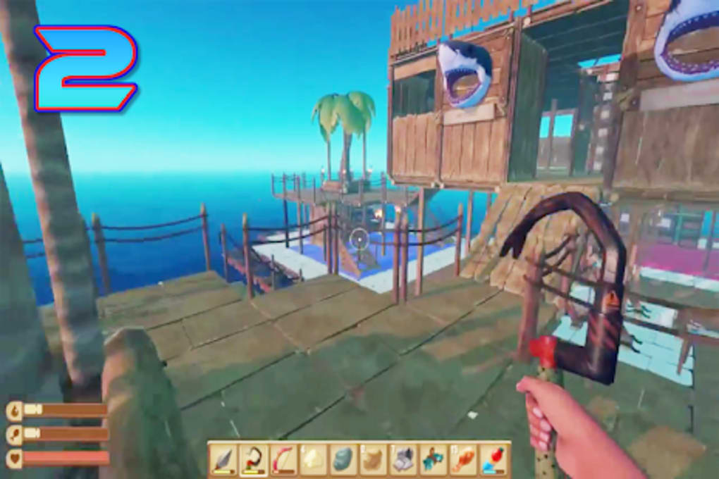 The Raft 2 Sea Survival For Android Download
