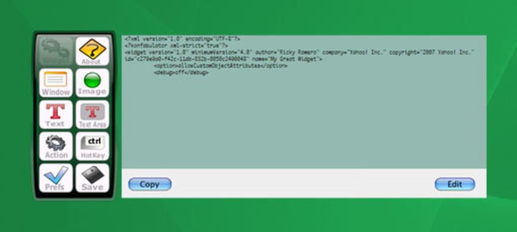 Widget Maker - Download