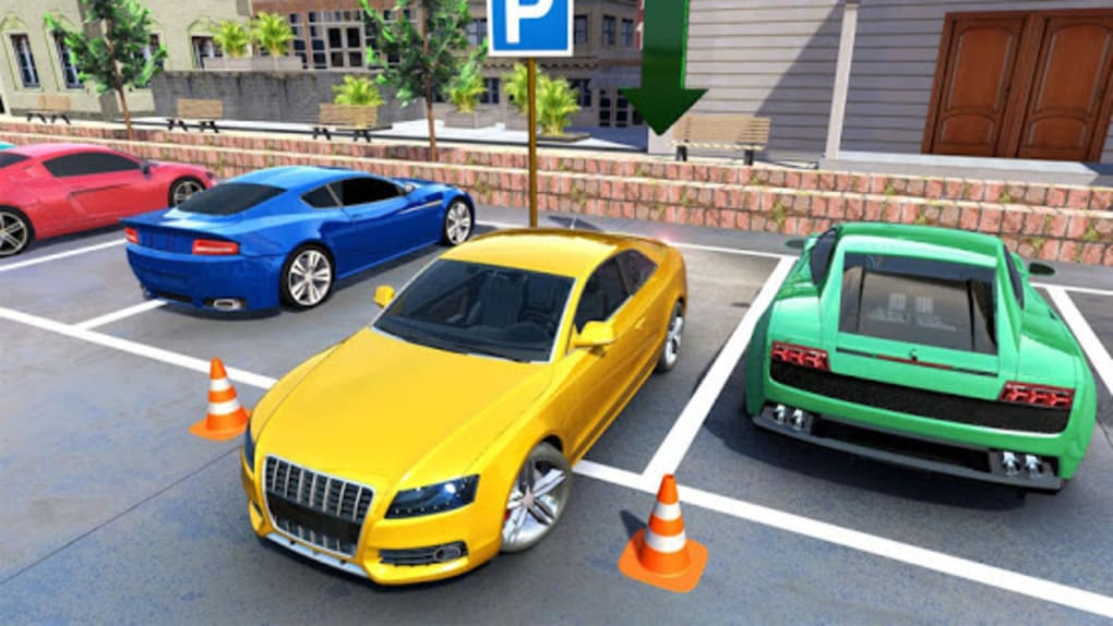 Real Driving Games >> Real Car Parking Driving School Simulator 2 For Android Download