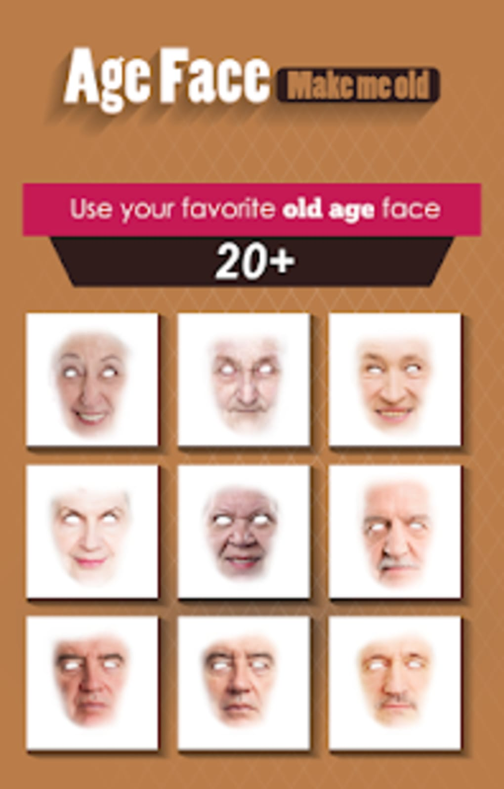 Age Face - Make me OLD for Android - Download