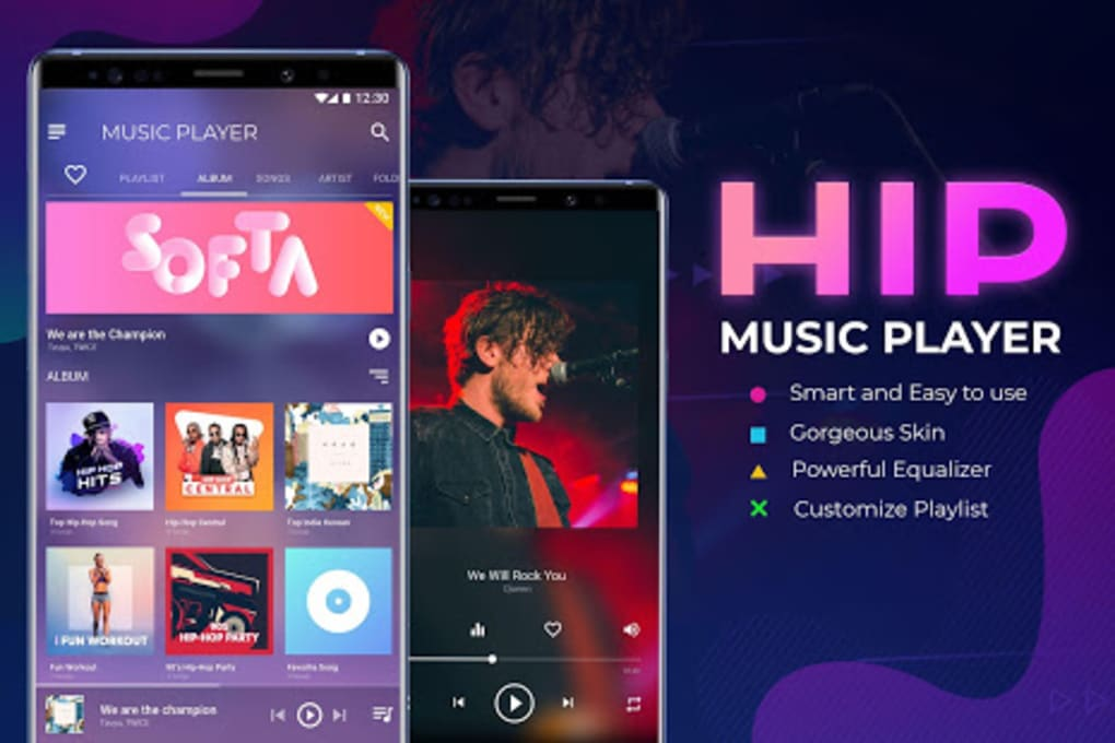 smart music player download
