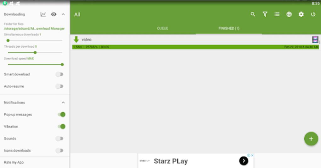 Dda Internet Download Manager For Android Download