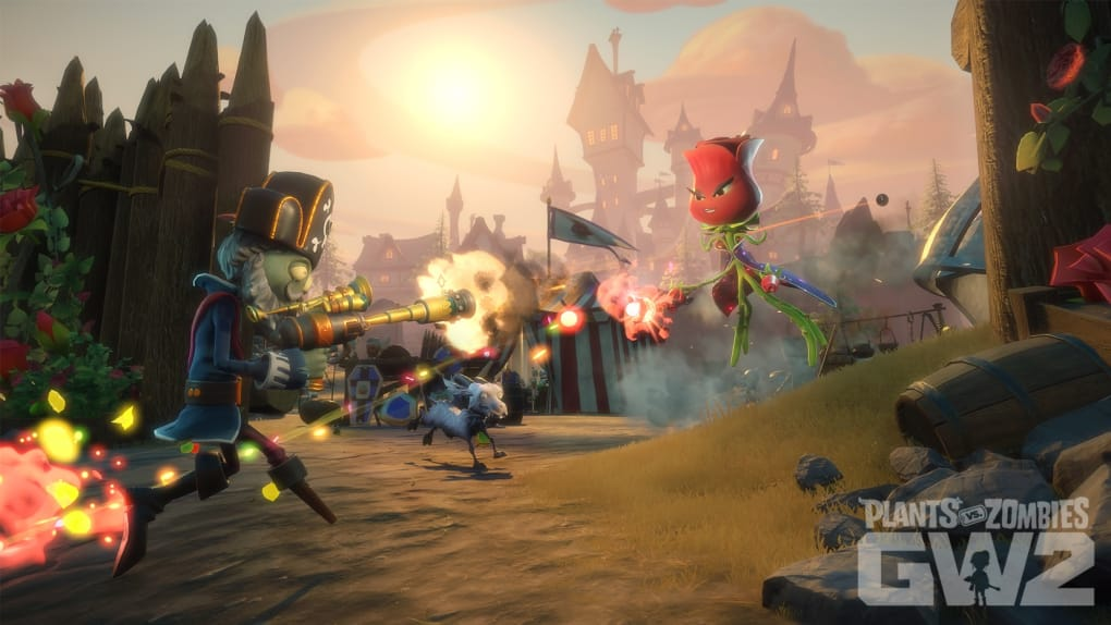 Plants vs Zombies Garden Warfare 2 - Download