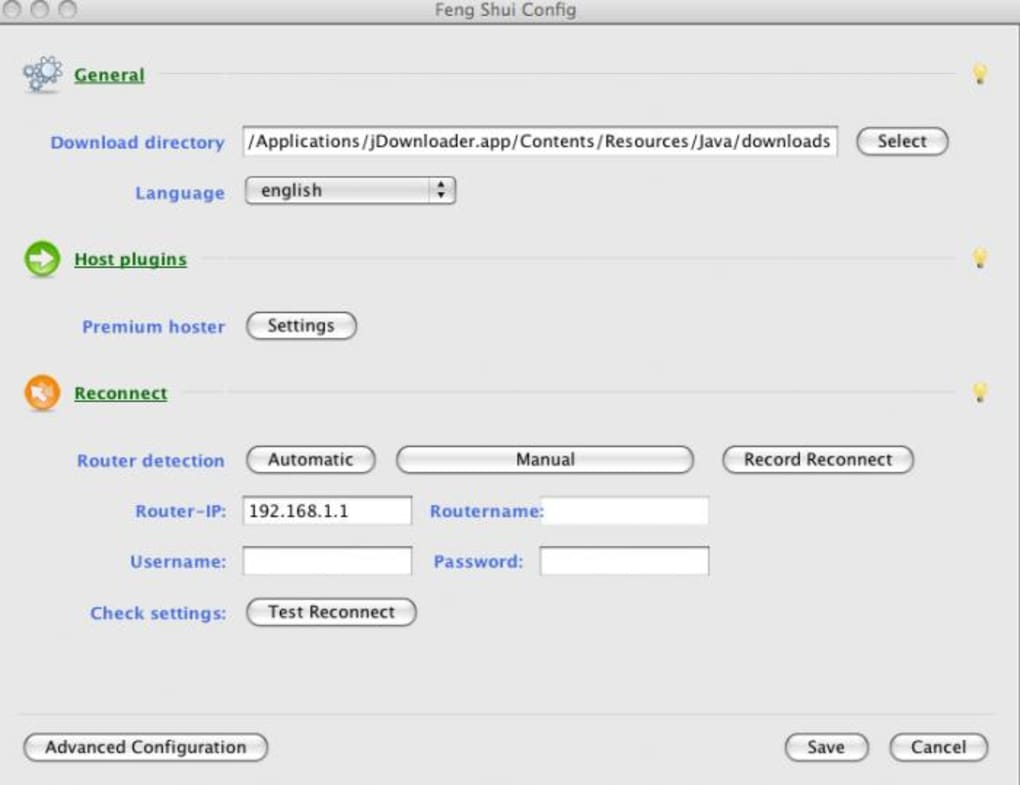 JDownloader for Mac - Download
