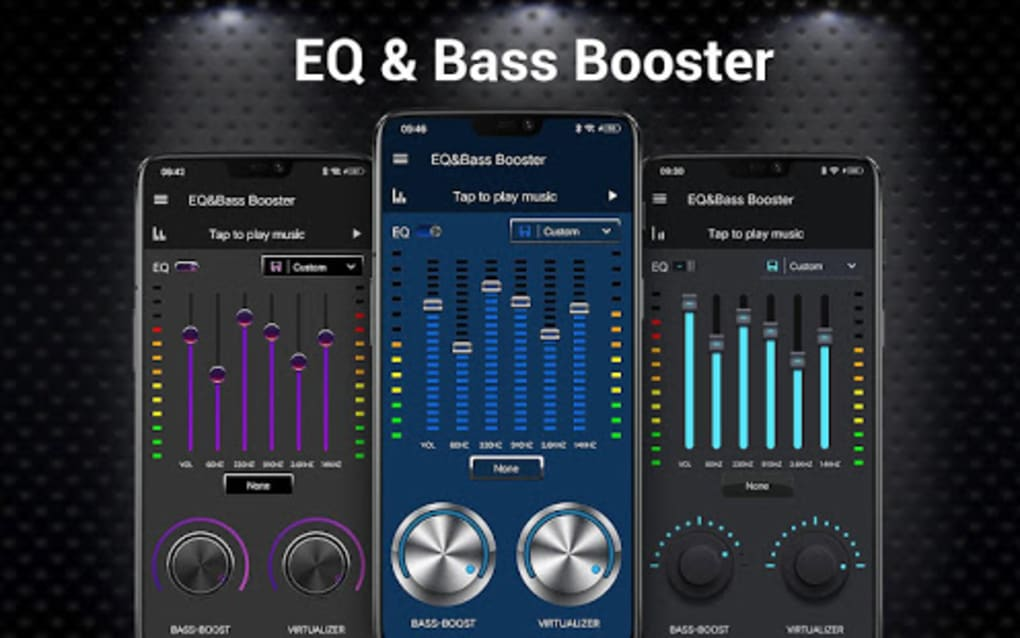 Equalizer -- Bass Booster Volume EQ Virtualizer for Android - Download