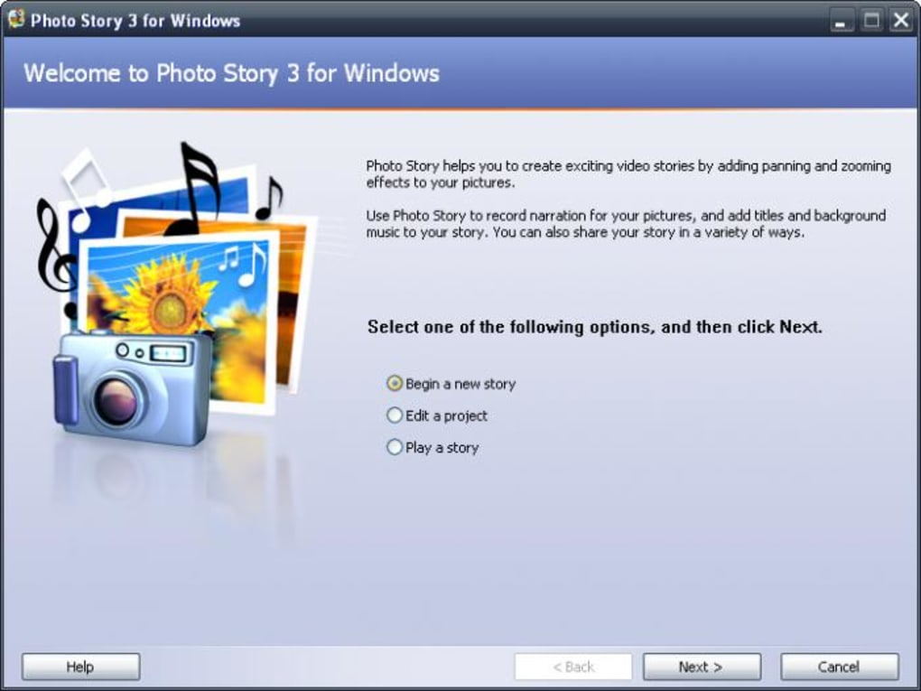 photorecit pour windows 7